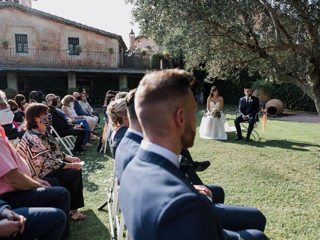 La boda de Aida y Karin en La Garriga, Barcelona 56