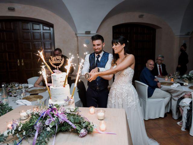 La boda de Aida y Karin en La Garriga, Barcelona 87