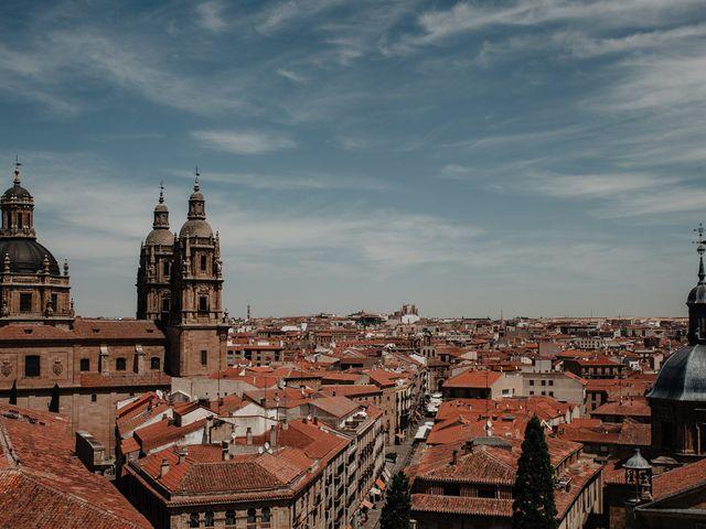 La boda de Marta y Julio en Salamanca, Salamanca 3