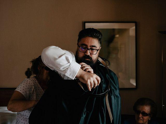 La boda de Marta y Julio en Salamanca, Salamanca 13