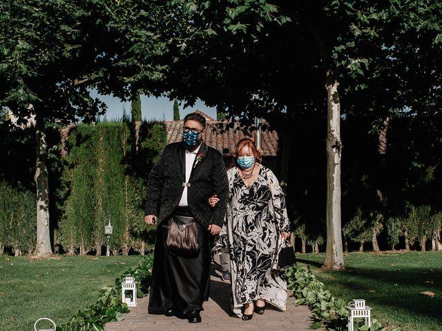La boda de Marta y Julio en Salamanca, Salamanca 17