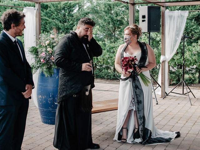 La boda de Marta y Julio en Salamanca, Salamanca 19