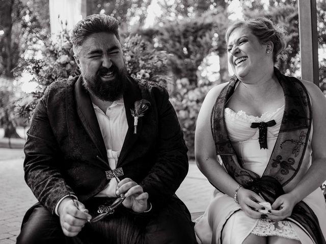 La boda de Marta y Julio en Salamanca, Salamanca 22