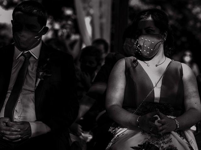 La boda de Marta y Julio en Salamanca, Salamanca 24