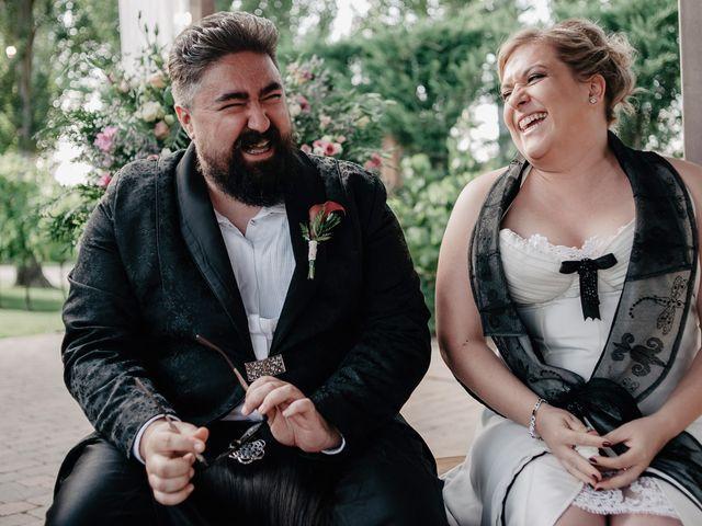 La boda de Julio y Marta