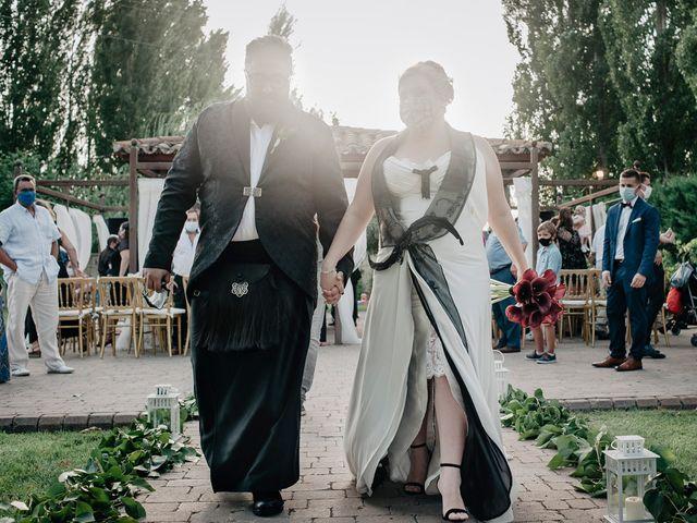 La boda de Marta y Julio en Salamanca, Salamanca 32