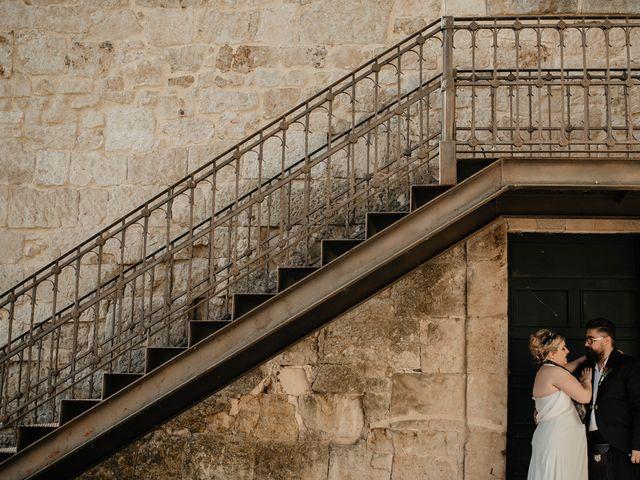 La boda de Marta y Julio en Salamanca, Salamanca 35