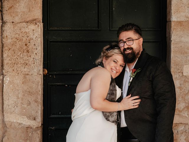 La boda de Marta y Julio en Salamanca, Salamanca 36