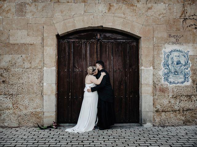 La boda de Marta y Julio en Salamanca, Salamanca 40