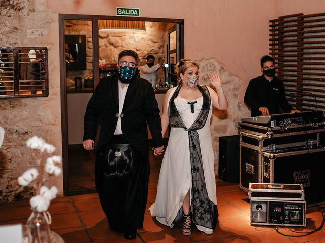 La boda de Marta y Julio en Salamanca, Salamanca 44