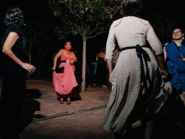 La boda de Marta y Julio en Salamanca, Salamanca 47