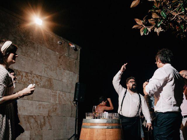 La boda de Marta y Julio en Salamanca, Salamanca 51