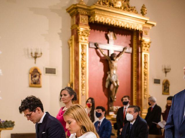 La boda de Javier y María en Aranjuez, Madrid 7