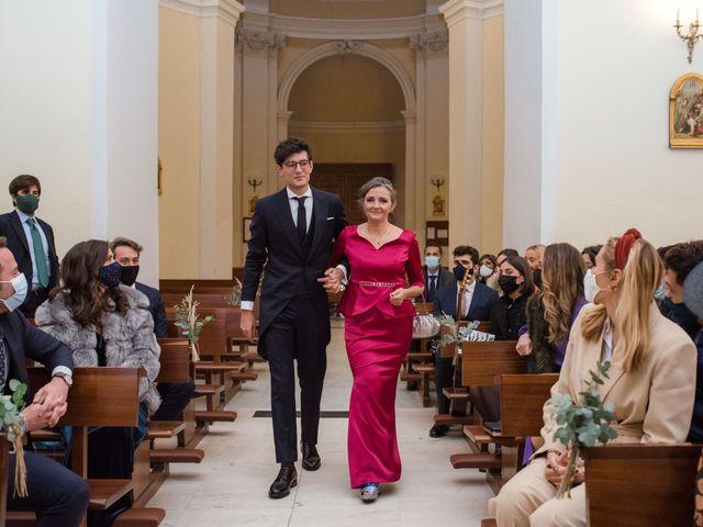 La boda de Javier y María en Aranjuez, Madrid 8