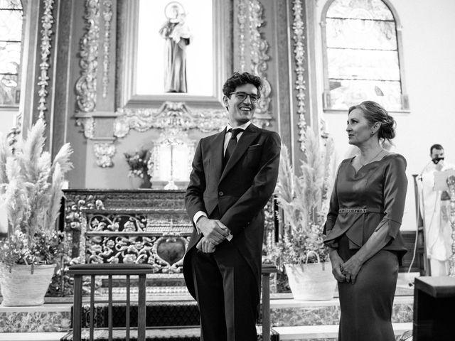 La boda de Javier y María en Aranjuez, Madrid 9