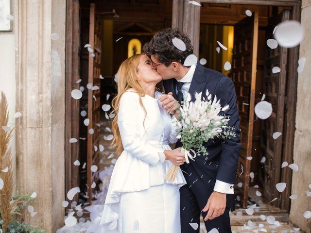 La boda de Javier y María en Aranjuez, Madrid 13