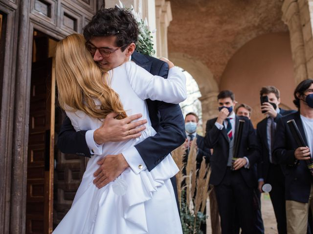 La boda de Javier y María en Aranjuez, Madrid 15