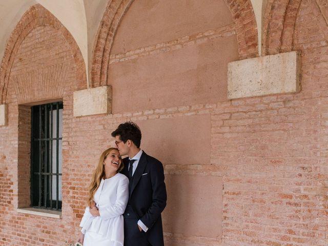 La boda de Javier y María en Aranjuez, Madrid 19