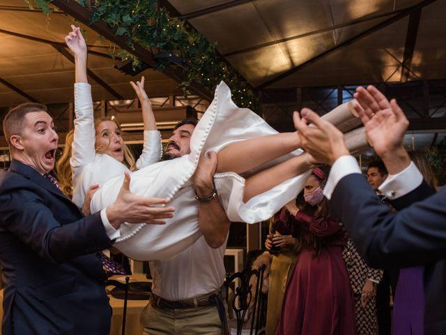 La boda de Javier y María en Aranjuez, Madrid 23