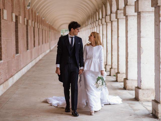 La boda de Javier y María en Aranjuez, Madrid 32
