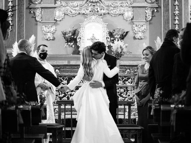 La boda de Javier y María en Aranjuez, Madrid 35