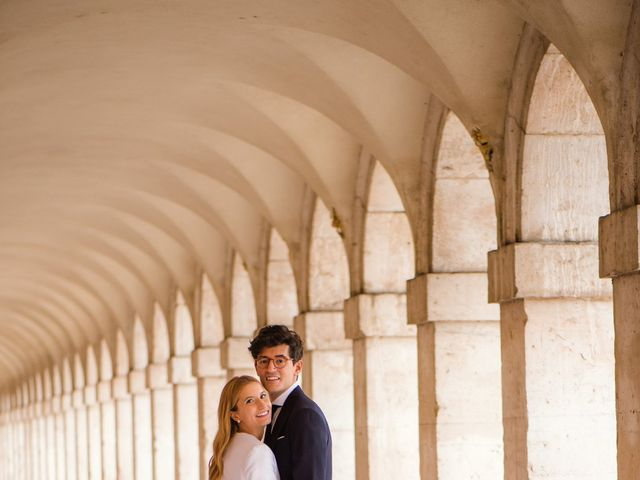 La boda de Javier y María en Aranjuez, Madrid 37