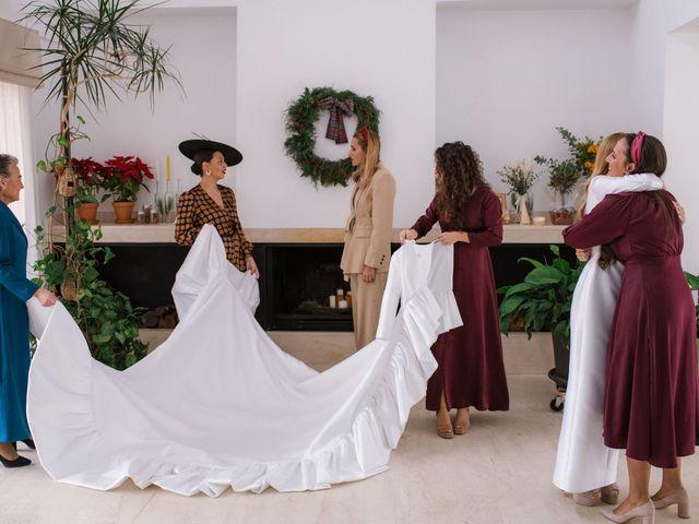 La boda de Javier y María en Aranjuez, Madrid 48