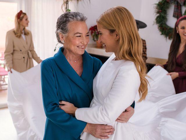 La boda de Javier y María en Aranjuez, Madrid 52