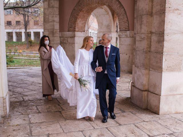 La boda de Javier y María en Aranjuez, Madrid 61