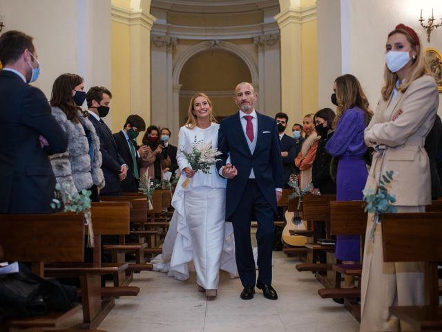 La boda de Javier y María en Aranjuez, Madrid 62