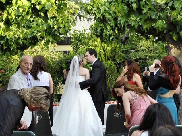 La boda de Rebeca y Eduardo en Madrid, Madrid 7
