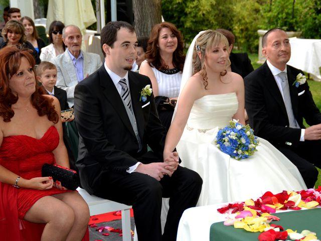 La boda de Rebeca y Eduardo en Madrid, Madrid 8