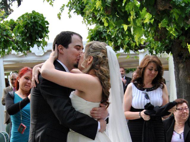 La boda de Rebeca y Eduardo en Madrid, Madrid 11