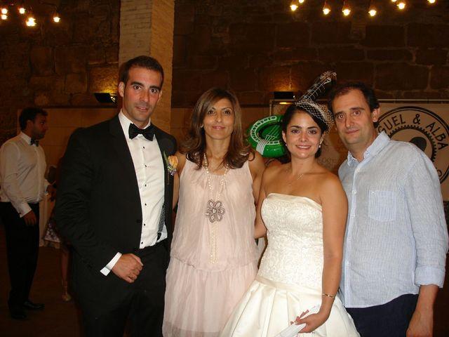 La boda de Miguel y Alba en Huesca, Huesca 9