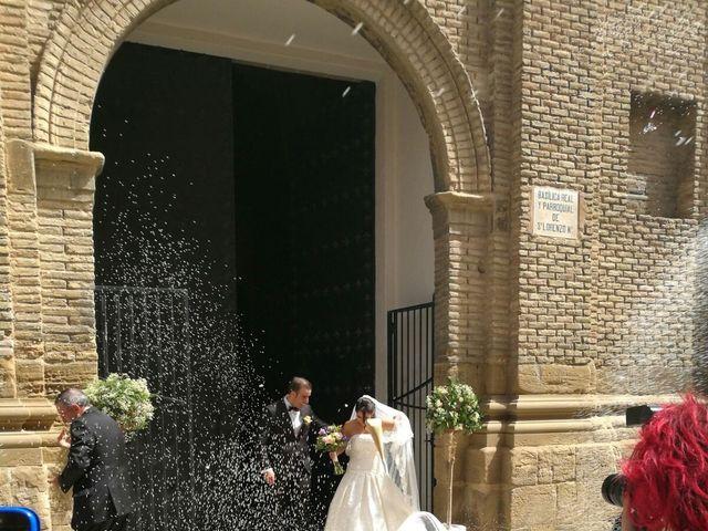 La boda de Miguel y Alba en Huesca, Huesca 12