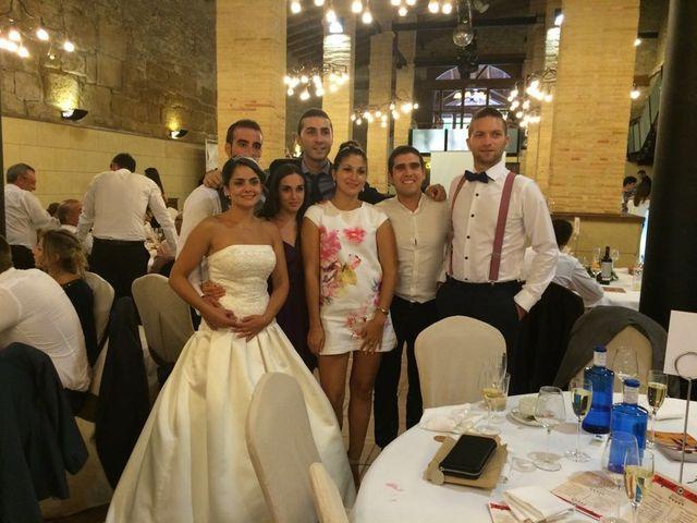 La boda de Miguel y Alba en Huesca, Huesca 15