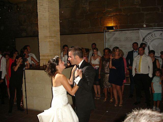 La boda de Miguel y Alba en Huesca, Huesca 23