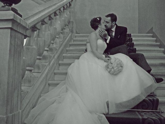 La boda de Ruben y Desi en Avilés, Asturias 16