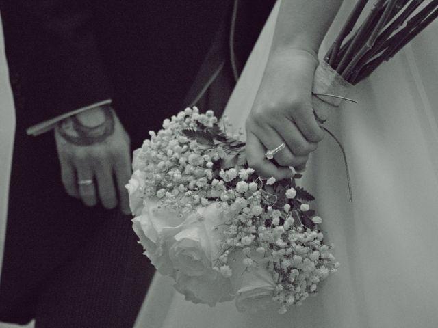 La boda de Ruben y Desi en Avilés, Asturias 20