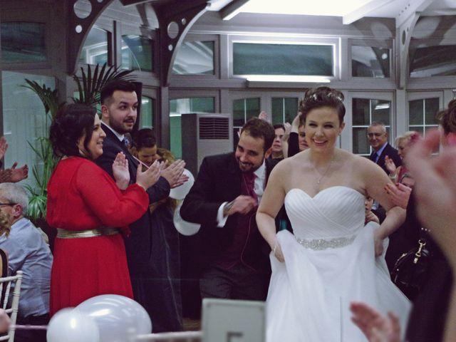 La boda de Ruben y Desi en Avilés, Asturias 21