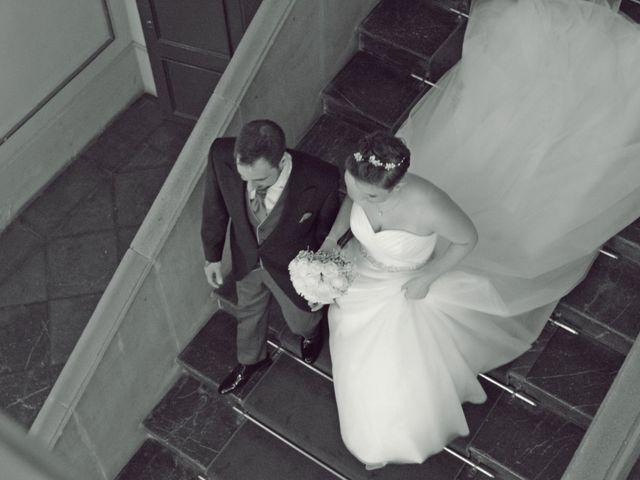La boda de Ruben y Desi en Avilés, Asturias 22
