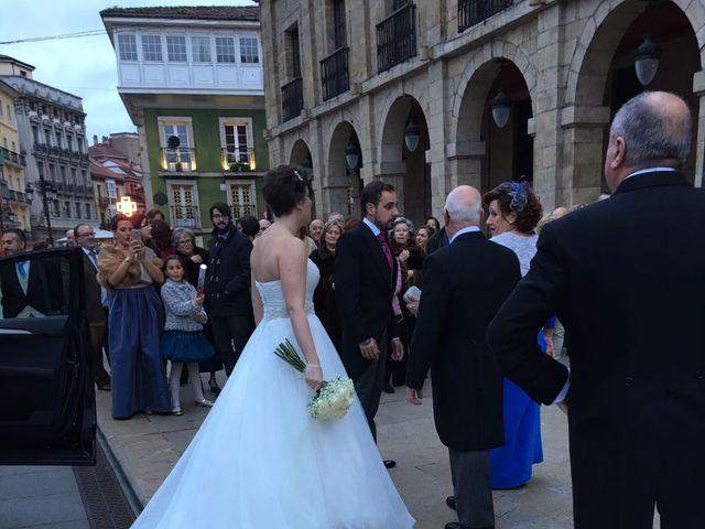 La boda de Ruben y Desi en Avilés, Asturias 25
