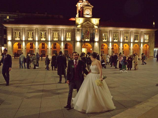 La boda de Ruben y Desi en Avilés, Asturias 29