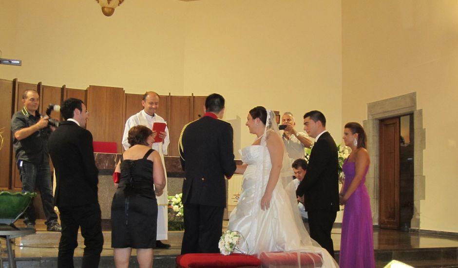 La boda de Noemí y Daniel en Sant Vicenç De Montalt, Barcelona