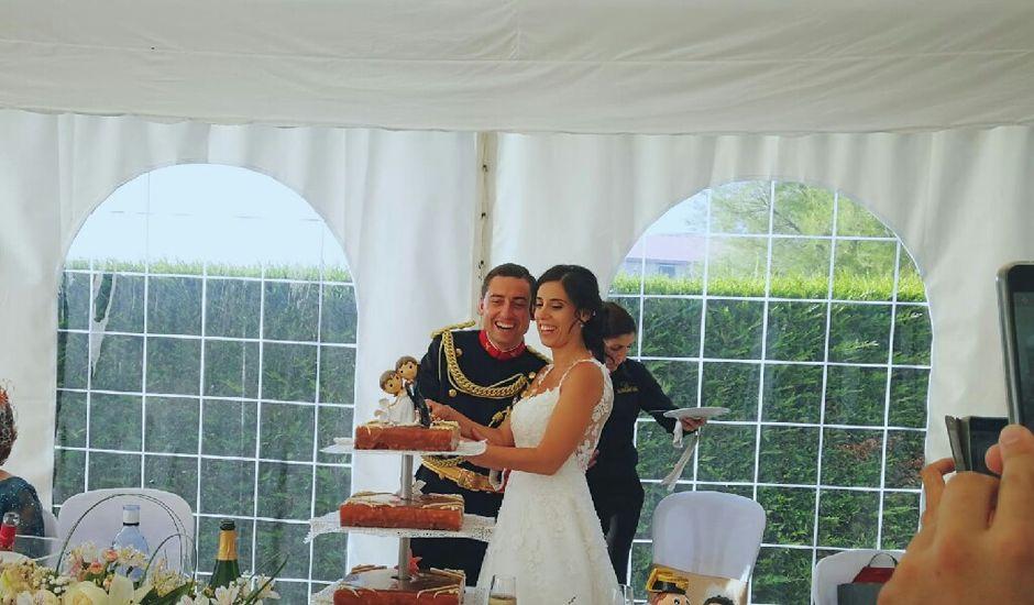 La boda de Juan luis  y Miriam   en Villada, Palencia