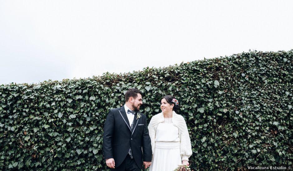 La boda de Damian y Maria en Prado (Lalin), Pontevedra