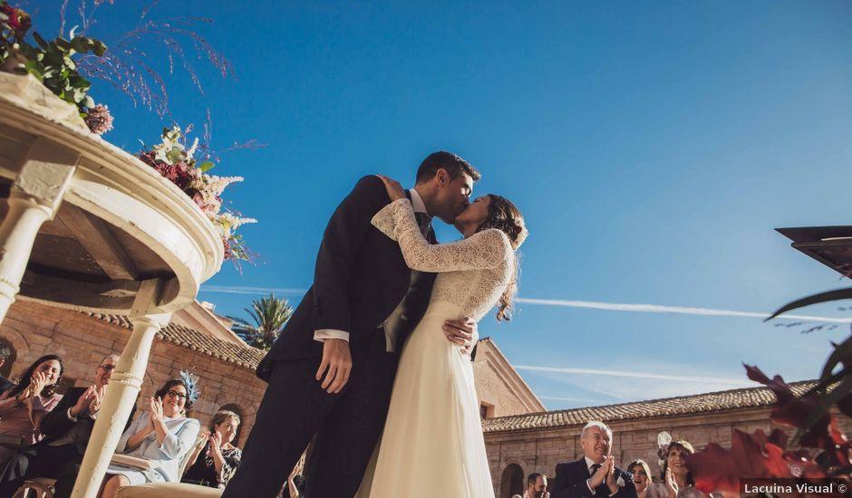 La boda de Carlos y Carmen en El Puig, Valencia