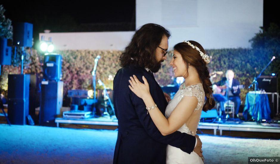 La boda de Miguel y Cristina en Córdoba, Córdoba