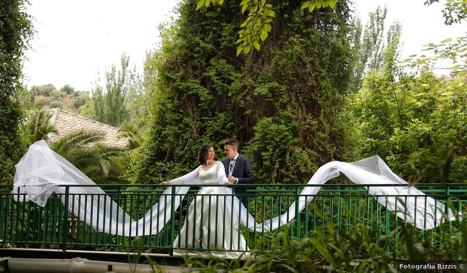 La boda de Jose Daniel y Andrea en Arquillos, Jaén