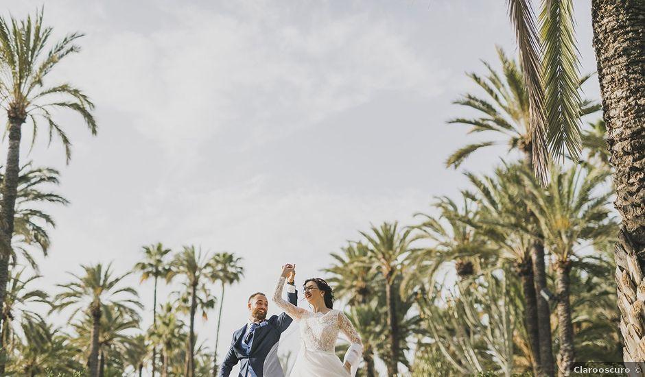 La boda de Edu y Sonia en Elx/elche, Alicante